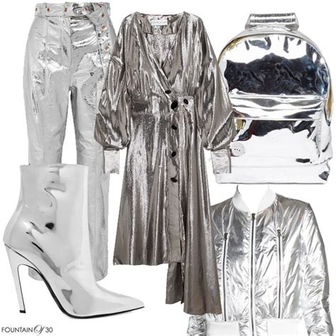 Trend Style Seduced By Sequins Second City Style Fashion Second City Style 5 by Trend To Try Liquid Silver Fountainof30