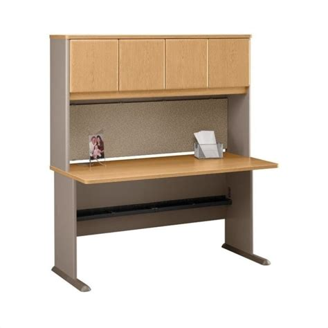 Wood Desk With Hutch by Computer Desk Home Office Workstation Table 6 Quot Wood With