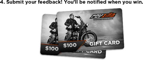 Revzilla Gift Card - monthly gift card giveaways revzilla