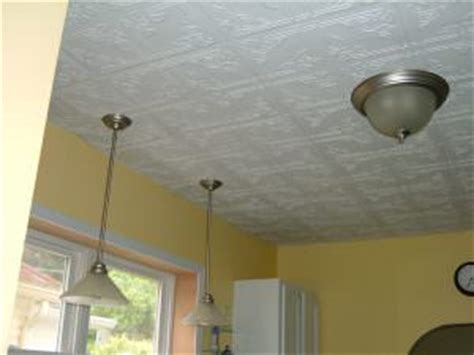 Kitchen Ceiling Coverings by On Ceiling Tiles Back Splashes Projects With Them