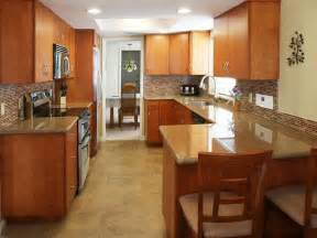 Galley Kitchen With Island Layout by Kitchen U Shaped Kitchens With Peninsula 105 Galley