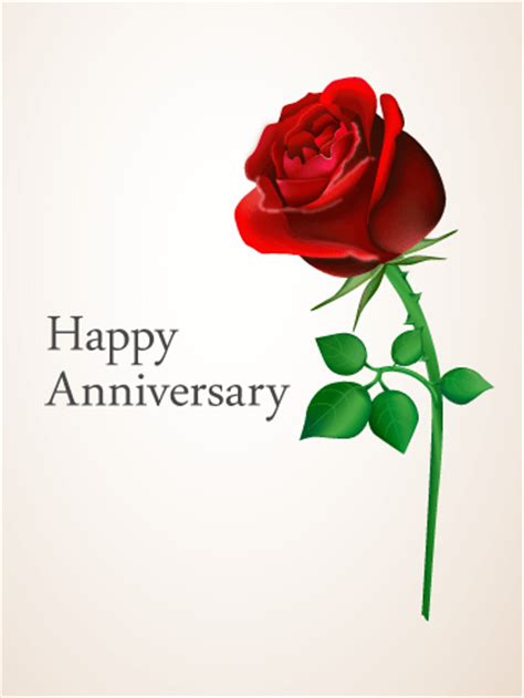 Wedding Anniversary Cards By Email by Anniversary Card Birthday Greeting Cards By