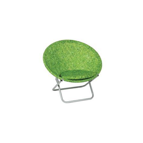 fauteuil pliant lafuma fauteuil pliant rond brin d herbe lafuma plantes et jardins