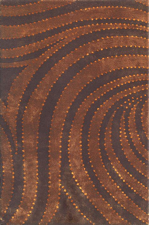 Rexford 40224 Dolce Copper Rug from the Modern Rug Masters collection at Modern Area Rugs