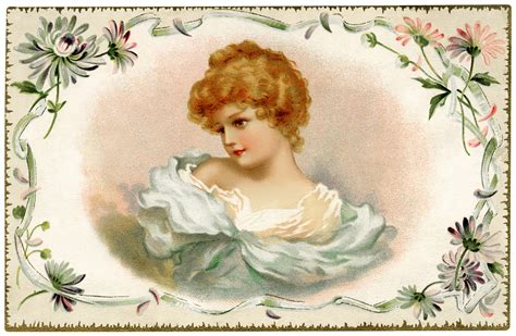 free printable victorian birthday cards pretty lady victorian trade card old design shop blog