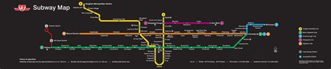 printable map toronto subway here s what the new ttc map is going to look like now