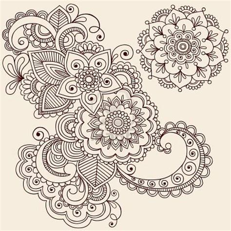 henna tattoos flowers lotus mandala free flowers and mandala