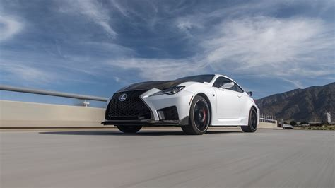 2020 Lexus Rcf by 2020 Lexus Rcf Track Edition 76 Motortrend