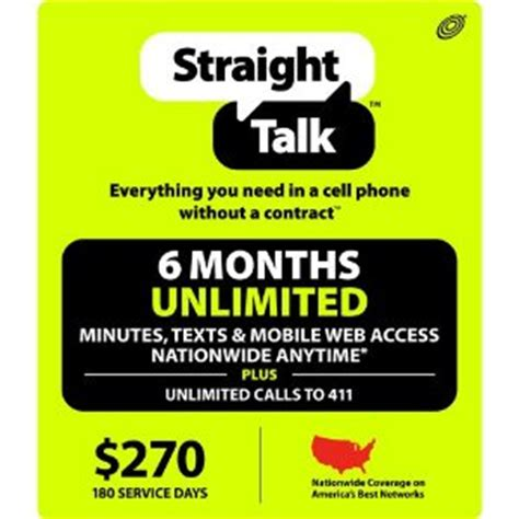 Straight Talk Gift Card - discount on straight talk refill cards save even more on your no contract cell
