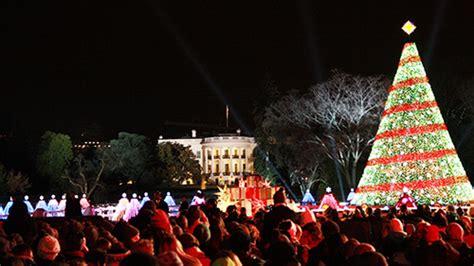 national christmas tree president s park white house