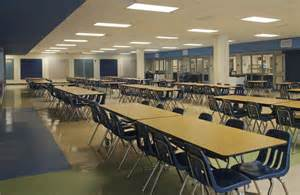 Lunchroom Tables Ridgeview Charter Middle Cdh Partners Cdh Partners