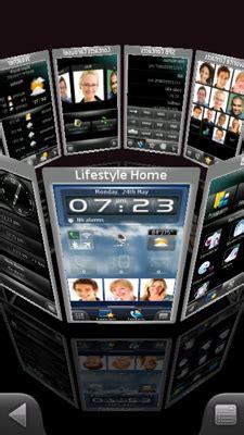 nokia themes building symbian theme modern smartphone