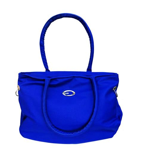 buy bag bucks blue p u shoulder bag at best prices in