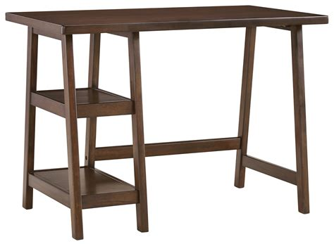 contemporary small desk contemporary home office small desk with 2 open shelves by