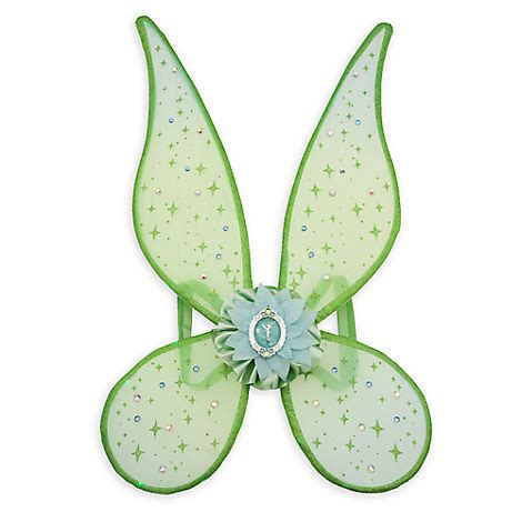 tinkerbell light tinker bell light up wings for disney store