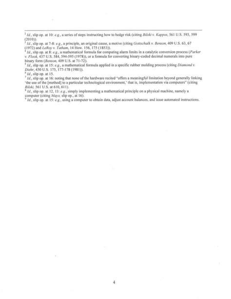 cls bank uspto examiner guidelines post v cls bank