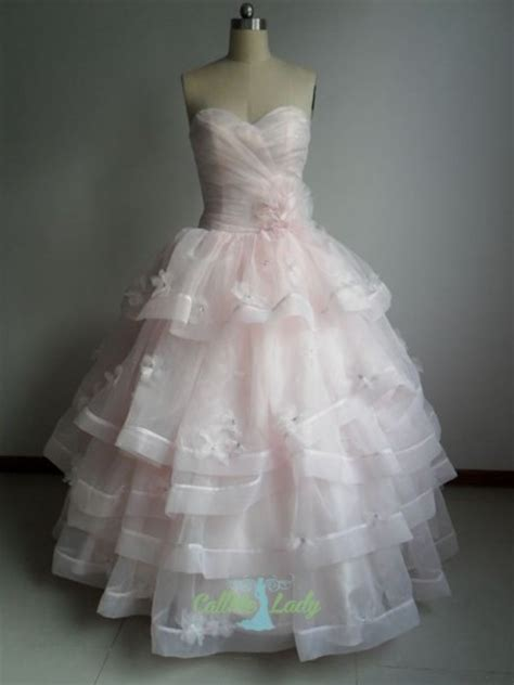 Jaqueer Organza Dress Import Ld4134 01 White Dress white sweetheart quinceanera dresses gown for prom callmelady