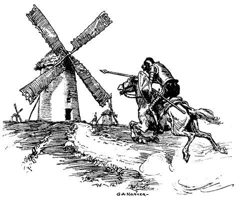 don quixote de la tilting at windmills 171 quintessentialruminations