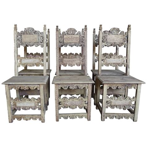 italian dining room chairs set of 18th century italian dining chairs melissa