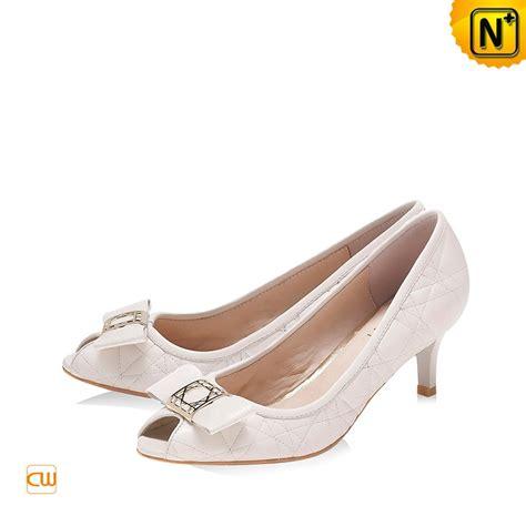 designer open toe pumps leather shoes cw304018 cwmalls