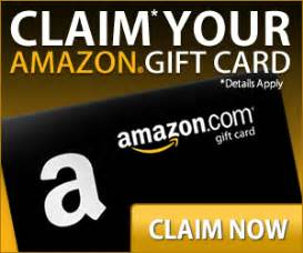 Amazon Gift Card Online Free - free 5 amazon gift card for qualifying members from communispace
