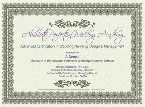 Wedding Planner Courses   AP Wedding Planning Academy