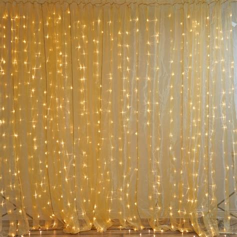 Backdrop 20ft X 10ft Organza Led Lights Photo Background Light Backdrop For Sale