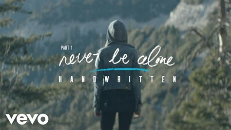 Never Be Alone   shawn mendes quot never be alone quot