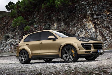 porsche gold for sale porsche cayenne turbo gt 2015 gold topcar