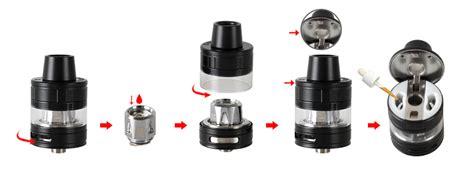 Joyetech Proc1 S 0 25ohm Mtl Atomizer Replacement Spare Parts joyetech procore x atomizer vapesourcing