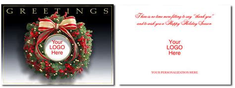 best christmas templates for corporate cards for business logo cards custom printed business greetings