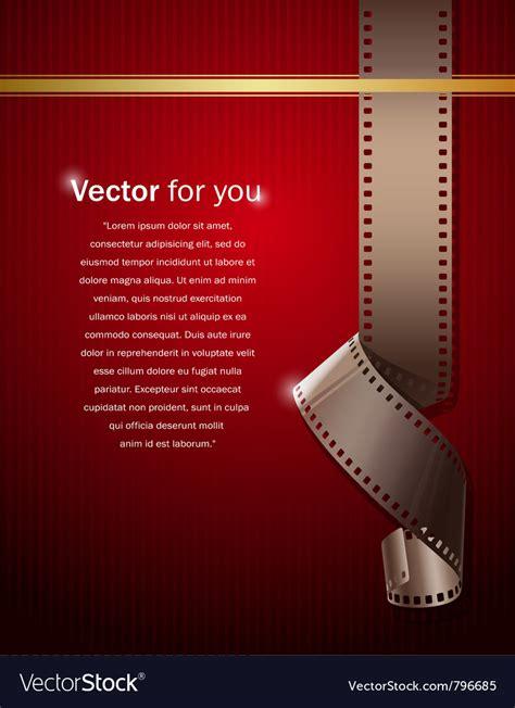 camera roll wallpaper tweak camera film roll on wallpaper red background vector image