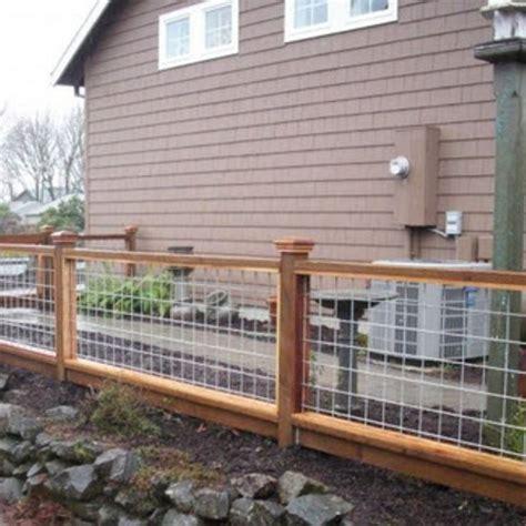 hog wire fence designconstruction resources wire fence panels hog wire fence hog panel fencing