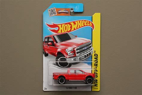 Sale Hotwheels Wheels 15 Ford F 150 wheels 2015 hw road 15 ford f 150
