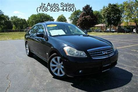 used infiniti m45 for sale 2006 infiniti m45 for sale carsforsale