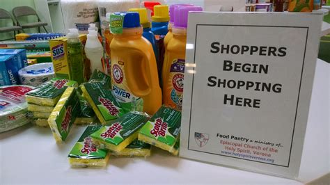 Holy Food Pantry by Holy Spirit Food Pantry Open Episcopal Church Of The