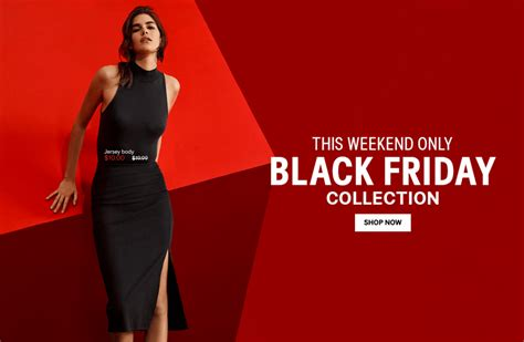 Shop Hm Friends And Family This Weekend by H M Canada Black Friday Deals Styles From 5 Free