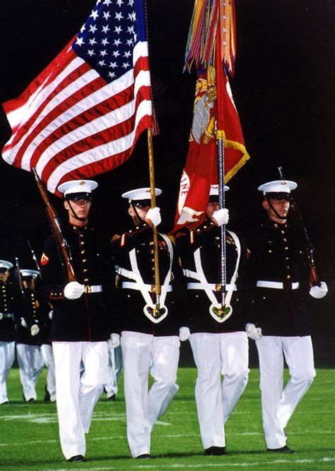 marine color guard index of fotki flags