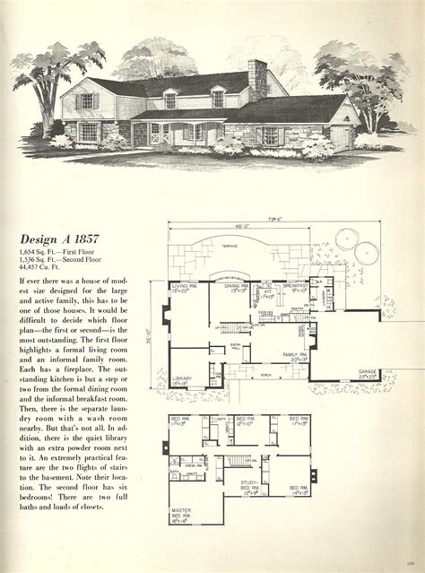 antique house floor plans vintage house plans farmhouse 3 antique alter ego