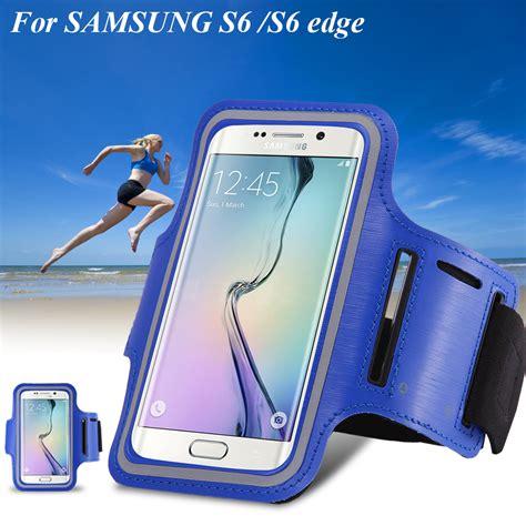 Hp Samsung S3 S4 S5 S5 S6 Kasus Lengan Band Pemegang Pounch Sabuk Brazalete Deportivo Olahraga Berjalan Aksesoris