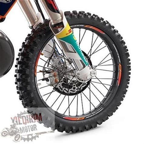 Ktm Powerparts Aufkleber by Ktm Power Parts Jant Sticker