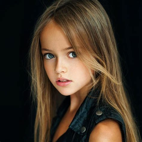 The Most Beautiful Little Girl In The World Youtube | stunning 8 yr old kristina pimenova is she the most