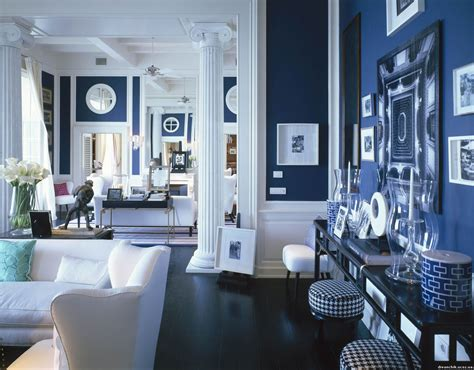 navy home decor terra s pop of color for the 2015 the team