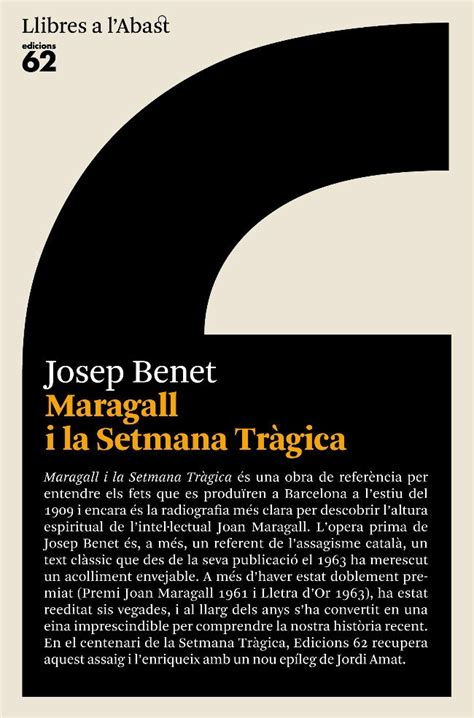 libreria universitaria barcelona maragall i la setmana tr 192 gica librer 237 a universitaria