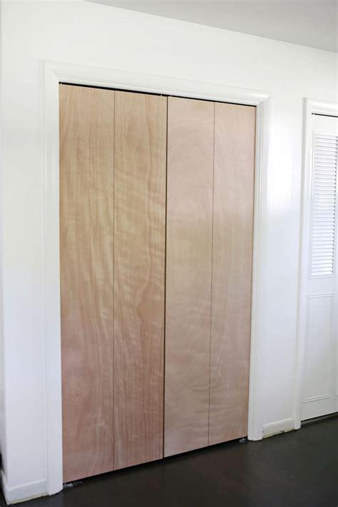 Customize Your Closet Doors With Trim A Beautiful Mess Closet Door Trim