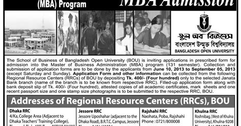 Commonwealth Executive Mba In Bangladesh Open by Asia News Mba Admission At Bangladesh Open Bou