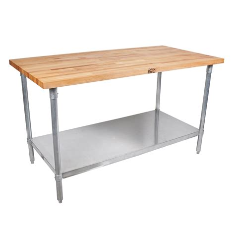 maple butcher block table top boos butcher block work tables