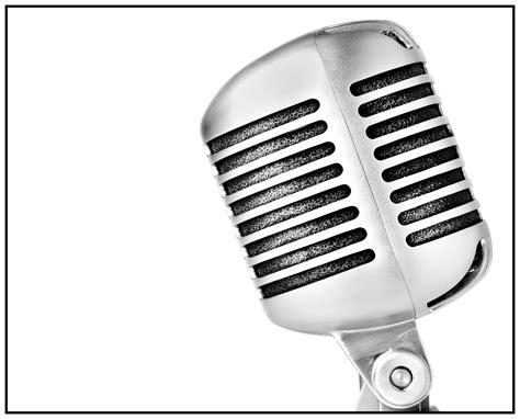 Shure Classic Handmade Quality - shure 55sh vintage microphone photograph by