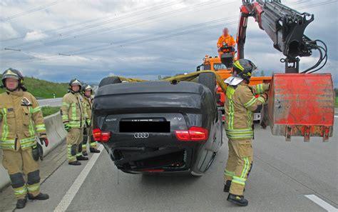 Audi Junge Fahrer by Junger Fahrer Nach 220 Berschlag Auf Der A4 Bei Schm 246 Lln