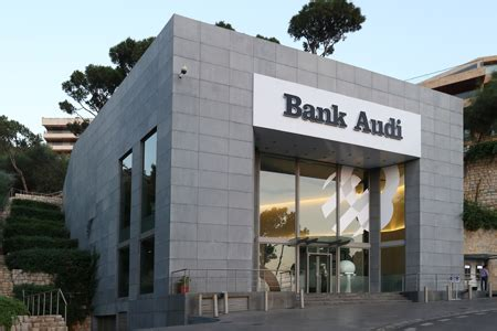 Audi Bank Logo by Bank Audi Bank Audi Announces New Brand Identity